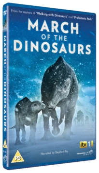 March of the Dinosaurs, DVD