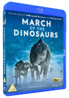 March of the Dinosaurs, Blu-ray