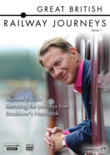 Great British Railway Journeys: Series 1, DVD