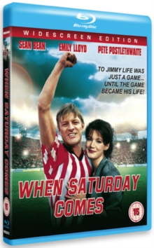 When Saturday Comes, Blu-ray