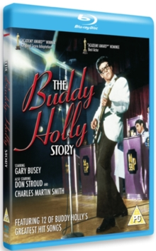 The Buddy Holly Story, Blu-ray BluRay