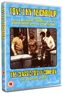 Love Thy Neighbour: Complete Series 1, DVD