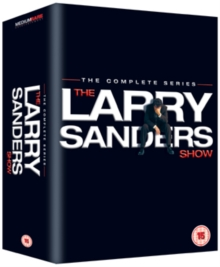 The Larry Sanders Show: Complete Series 1-6, DVD