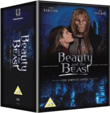 Beauty and the Beast: The Complete Series, DVD