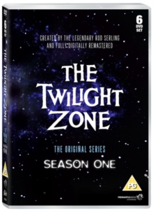 Twilight Zone - The Original Series: Season 1, DVD  DVD