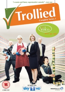 Trollied: Series 1, DVD  DVD