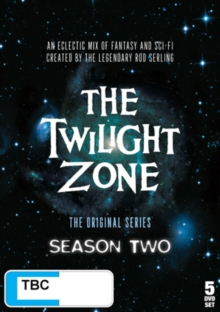 Twilight Zone - The Original Series: Season 2, DVD