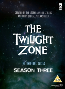 Twilight Zone - The Original Series: Season 3, DVD