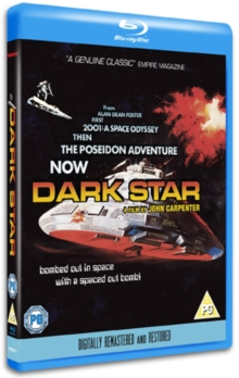 Dark Star, Blu-ray