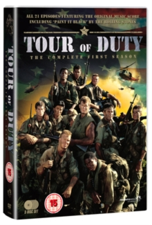 Tour of Duty: Complete Season 1, DVD