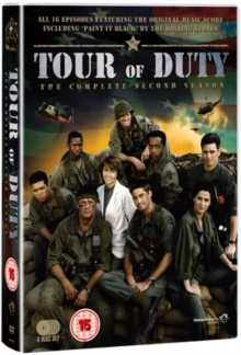 Tour of Duty: Complete Season 2, DVD