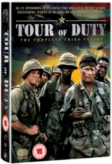 Tour of Duty: Complete Season 3, DVD