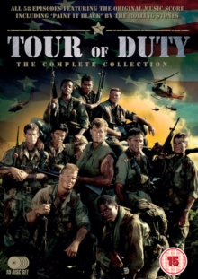 Tour of Duty: The Complete Series, DVD