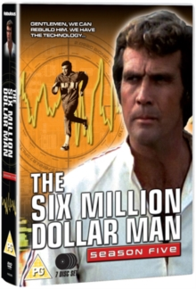 The Six Million Dollar Man: Series 5, DVD