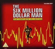 The Six Million Dollar Man: The Complete Collection, DVD