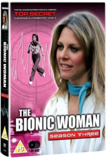 The Bionic Woman: Series 3, DVD