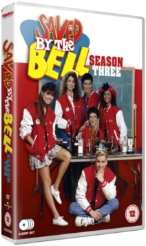 Saved By the Bell: Season 3, DVD