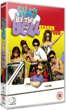 Saved By the Bell: Season 4, DVD