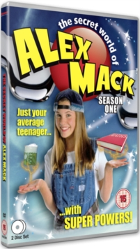 The Secret World of Alex Mack: Season 1, DVD DVD
