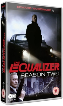 The Equalizer: Series 2, DVD DVD