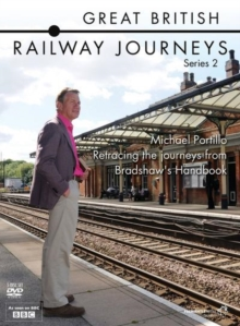 Great British Railway Journeys: Series 2, DVD