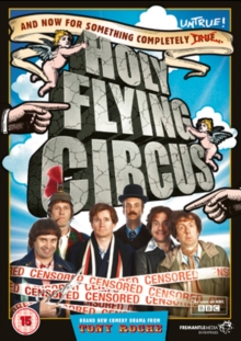 Holy Flying Circus, DVD
