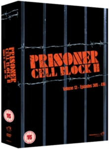 Prisoner Cell Block H: Volume 13, DVD  DVD
