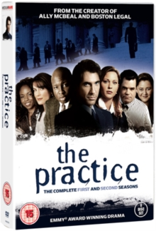 The Practice: Season 1 and 2, DVD DVD