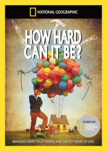 National Geographic: How Hard Can It Be?, DVD