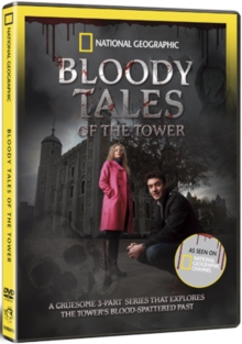 National Geographic: Bloody Tales from the Tower, DVD