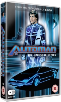 Automan: The Complete Series, DVD