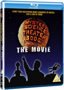 Mystery Science Theater 3000 - The Movie, Blu-ray