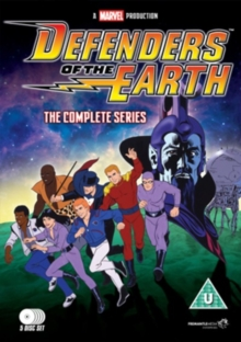 Defenders of the Earth: The Complete Series, DVD  DVD