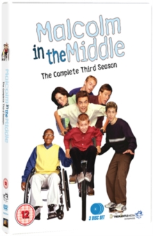 Malcolm in the Middle: The Complete Series 3, DVD  DVD