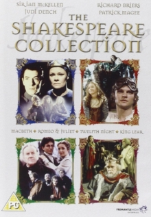 The Thames Shakespeare Collection, DVD