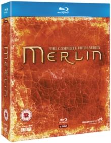 Merlin: Complete Series 5, Blu-ray