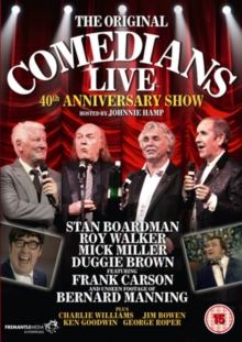 The Comedians: Live - 40th Anniversary Show, DVD
