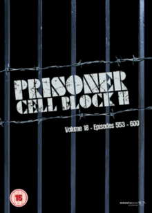 Prisoner Cell Block H: Volume 18, DVD