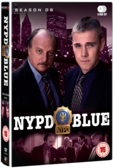NYPD Blue: Season 6, DVD