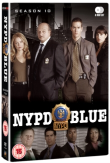 NYPD Blue: Season 10, DVD