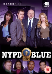 NYPD Blue: Season 11, DVD