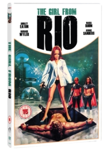 The Girl from Rio, DVD