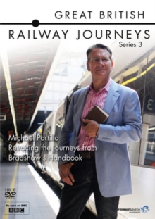 Great British Railway Journeys: Series 3, DVD