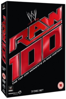 WWE: Raw - The Top 100 Moments in Raw History, DVD