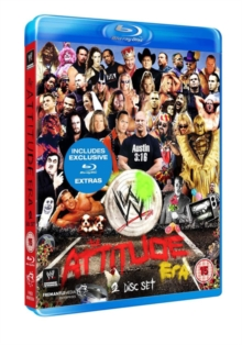 WWE: The Attitude Era, Blu-ray