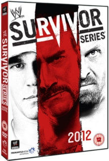 WWE: Survivor Series - 2012, DVD