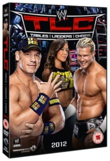 WWE: TLC 2012, DVD