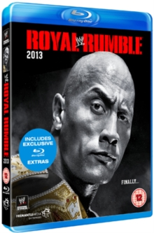 WWE: Royal Rumble 2013, Blu-ray