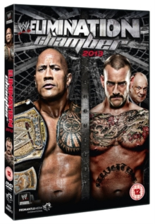 WWE: Elimination Chamber 2013, DVD
