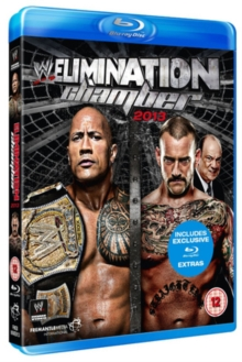 WWE: Elimination Chamber 2013, Blu-ray